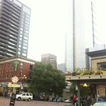 View of Hostel from Pike Market