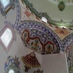 interno della moschea