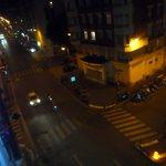 strada di sera