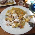 Kaiserschmarrn... Delicious!!