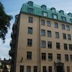 The apartment that Lisbeth bought in the second film