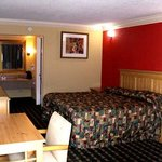 Budget Inn Suites Crowley Room