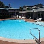 Ponderosa Inn Redding Pool