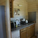 The kitchen in the challet