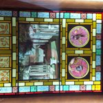 Stained Glass from Wiser Mansion Prescott
