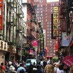 História e boa comida em Little Italy e Chinatown