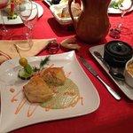 Pastilla de poisson et crustacés : un régal !!!