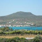 Vue sur l'ïle d'Elafonissos