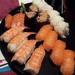 Sushi box (solo una parte)
