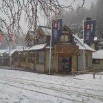 Refugio Llao Llao, Base Cerro Catedral, Invierno 2013