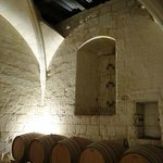 a part of the cellar