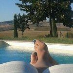 .. Relax in piscina.!