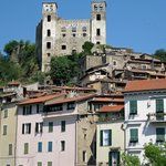 Castle above Dolceacqua