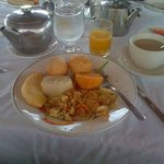 Real Jamaican Breakfast - Ackee & Saltfish