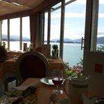 Orangerie,the breakfast and gourmet dinner restaurant