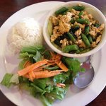 Thai Basil Lunch Special