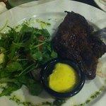 filet was lovely