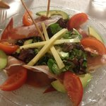 house speciality salad