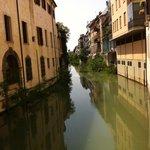 River in Padova