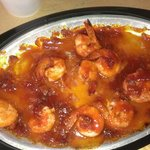 Bacon Wrapped BBQ Shrimp??  - Not Bacon Wrapped