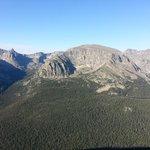 RMNP.  View from Trail Ridge Rd.