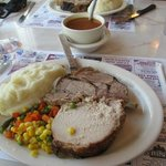 Pork Loin Platter