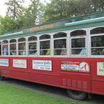 Water Gap Trolley Experience