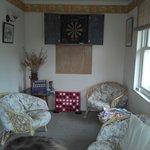 saffron house sun room