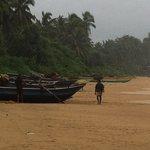 Bucht von Matara-Surya Lanka