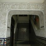 Riad Baba's stairway to peace & quiet