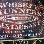 Whiskey Runners Restaurant