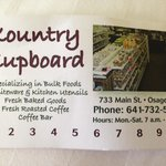 Kountry Kupboard Osage Iowa