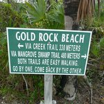 Gold Rock Beach