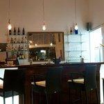 Bar at Cafe Havana Restaurant