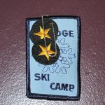 Otis Ridge Junior Ski Camp badge