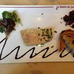 Le paté de foie gras
