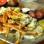 Unlimited Crab Legs