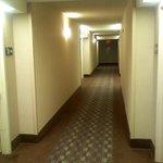 8th Floor Hotel Hallway