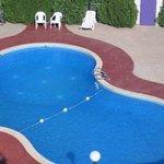 Scottish Inns and Suites Merkel TX, Swimming pool