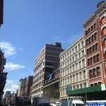 The Colonnade Row in East Village