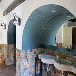 Public Bathrooms ... very nice