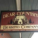 Bear Country Burrito Company