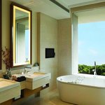 Deluxe Room Bathroom 1