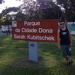 Parque da cidade que vale muito a pena conhecer!