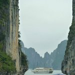 Take a day out tour of Halong Bay..a MUST!