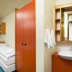 Single Room with wash basin
