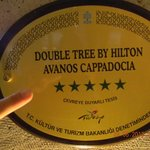 Double Tree sign