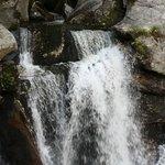 Lost River  falls