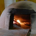 Hot stone oven