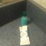 Used shampoo